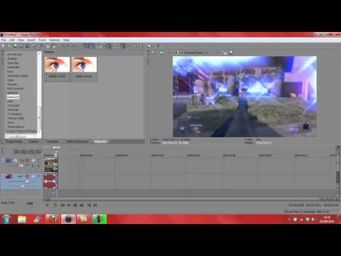 How to Pre Render in Sony Vegas