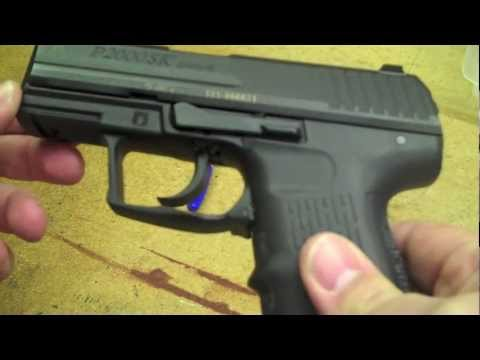 H&K P2000SK 9mm review