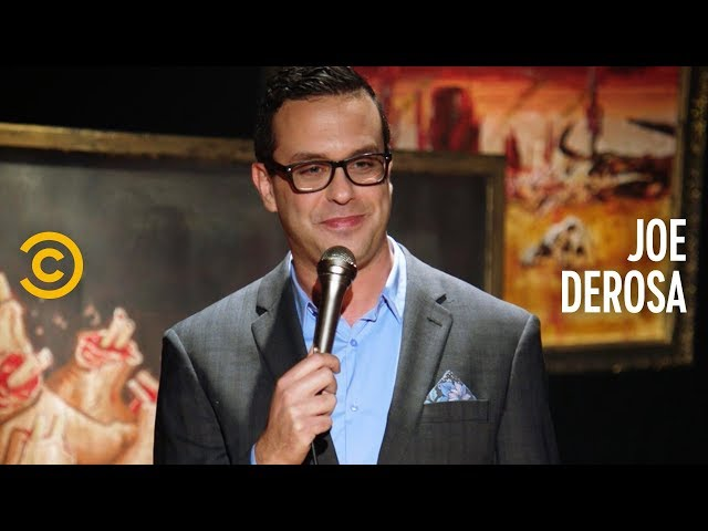Golf Is a Fake Sport - Joe DeRosa