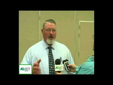 AgNeTVideo: Stuart McCullough, Los Banos High School on Ag Ed Funding