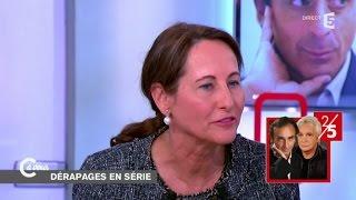 Le 5 sur 5 avec Ségolène Royal - C à vous - 17/12/2014