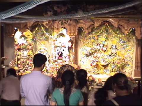 Balaram Jayanti 2013 - Sandhya Arati Kirtan video