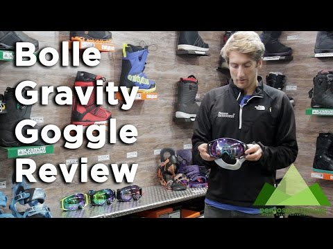 Bolle Gravity Ski Goggle Review