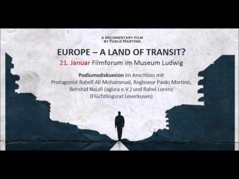 A Land Of Transit & Köln Campus Radio (Cologne, Germany)