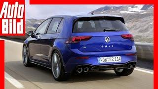 Zukunftsaussicht: VW Golf R 8 (2020) Erklärung - Details - Review