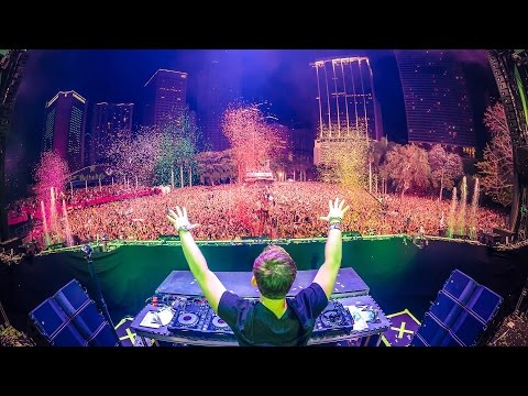 Hardwell - LIVE @ Ultra Music Festival (2015)