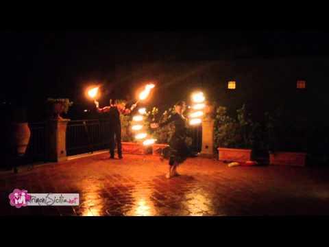 Spettacolo Fuoco Matrimonio | Fire Show | Idee originali