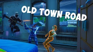 FORTNITE - Old town road