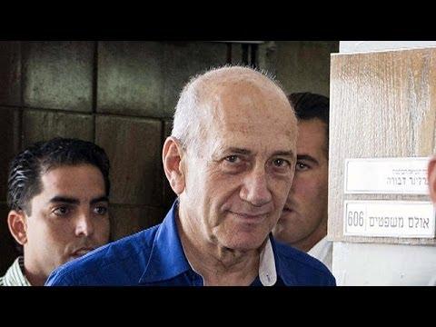 Ehud Olmert'e bu sefer hapis yolu gözüktü