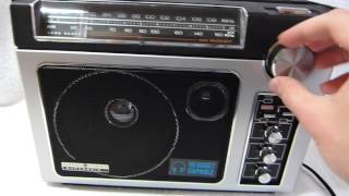 1987 GE Super Radio II (made in China)