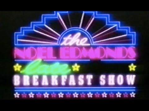 (1983) The Noel Edmonds Late Late Breakfast Show - London Paris Air Race