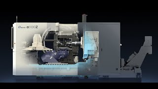 Makino a500Z Machining Center - Kinetic Vision