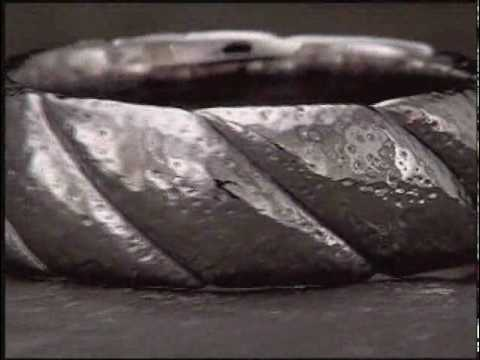 Cobalt Wedding Bands by Scott Kay, SK Cobalt Video