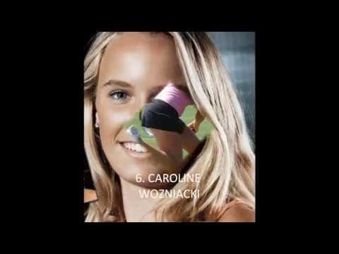 TOP 10 ASS WTA TENNIS