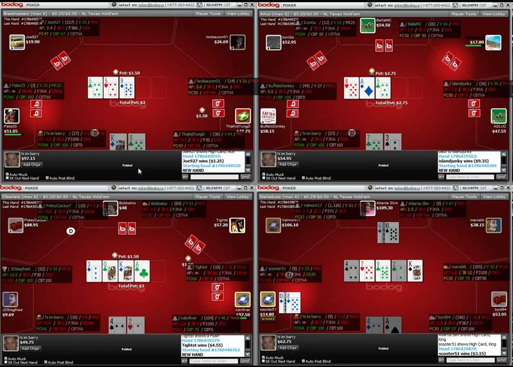 online poker trainer