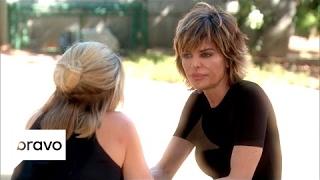 RHOBH: Lisa Rinna Confronts Eden Sassoon (Season 7, Episode 12) | Bravo