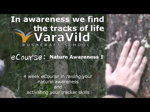 Nature Awareness 1 eCourse Promo 1