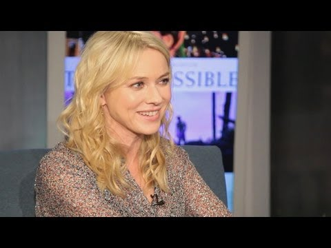 Naomi Watts on playing Princess Diana