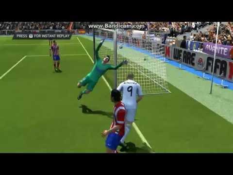 FIFA 2014 Benzema Trick