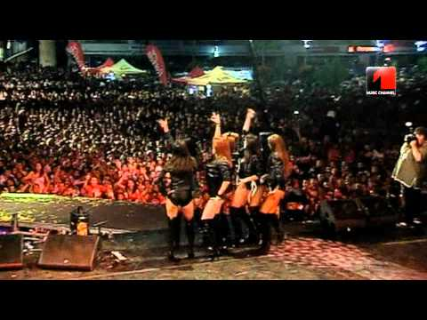 Andreea Balan - Trippin' (live  Rma 2010) video