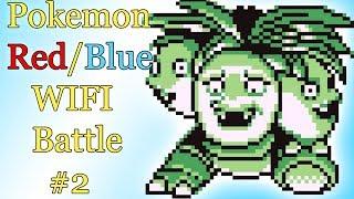 Pokemon Red/Blue Wifi Battle #2 Exeggcutioner