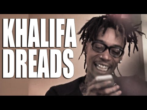 Wiz Khalifa's Dreads video