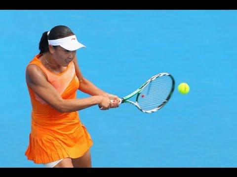 Agnieszka Radwanska vs Shuai Peng 2011 AO Highlights