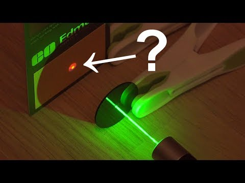 THE ISSUE WITH GREEN LASER POINTERS thumbnail