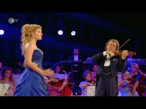 Andre Rieu & Mirusia - In mir klingt ein Lied HEIDELBERG 2009