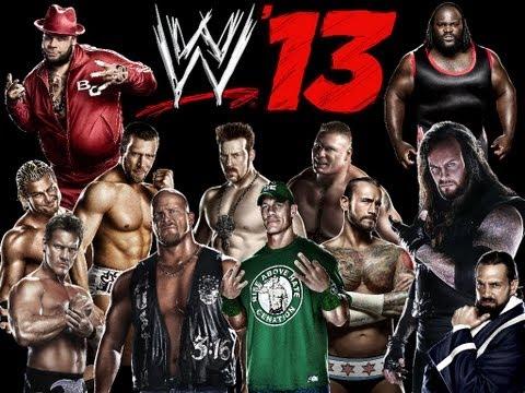 Wwe 13 - Tag Team Match - Blackzilla Vs Kane & The Undertaker video