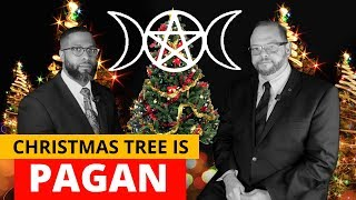 Video: In Jeremiah 10:3, the Christmas Tree is symbolic of the Christian Trinity, not Paganism - Tony Costa