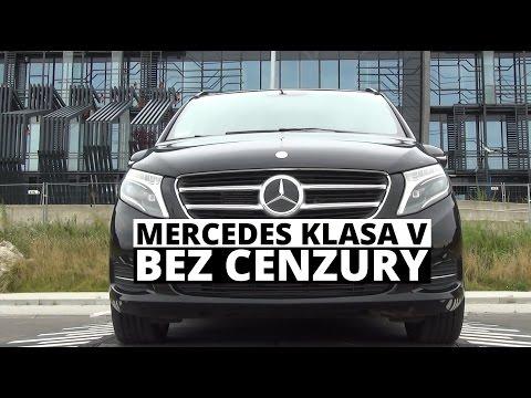 Mercedes Klasa V - BEZ CENZURY - Zachar OFF