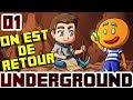 Minecraft Underground #1 Le duo est de retour thumbnail