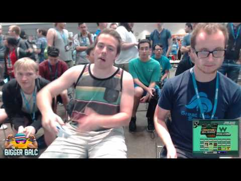 The Bigger Balc: Dirtboy (Squirtle) vs Yung Quaf (MetaKnight) Losers Round 5