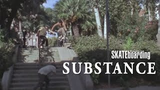 Substance - TransWorld SKATEboarding - Official Trailer