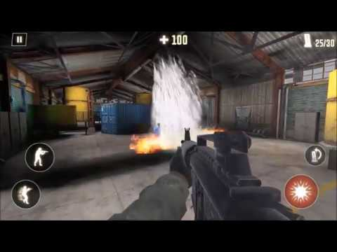 Frontline Fury Grand Shooter V2- Free FPS Game APK Cover