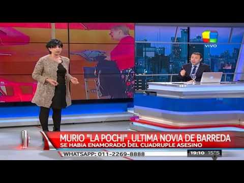 Murió Pochi, la última novia de Ricardo Barreda