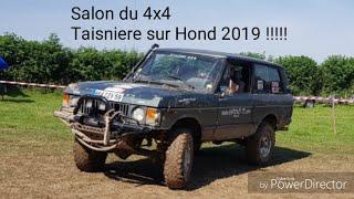 Salon du 4x4 / off-road Taisnières sur hond  2019