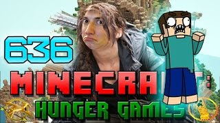 Minecraft: Hunger Games w/Bajan Canadian! Game 636 - SWEET DOUBLE GAMES!
