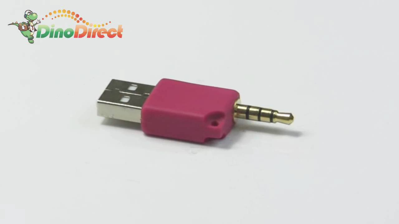 Mini Usb Data Charger Adapter For Ipod Shuffle 2 Youtube