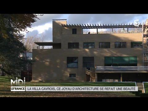 SUIVEZ LE GUIDE : La villa Cavrois, ce joyau d'architecture se refait une beauté