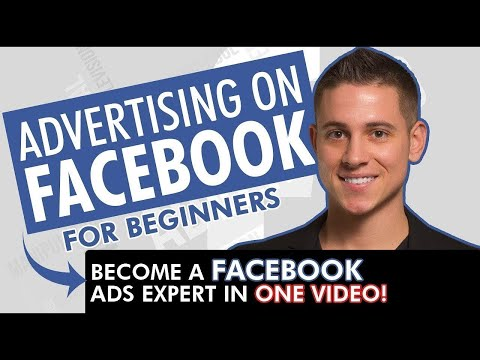 ???? Facebook Ads In 2018   From Facebook Ads Beginner To EXPERT In One Video!