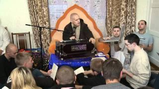 2011.10.15. BG 3.2 Kirtan HG Sankarshan Das Adhikari - Kaliningrad, Russia