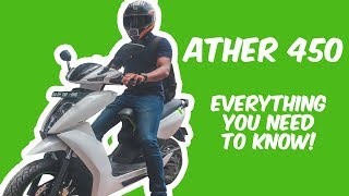 Ather 450 | Tesla of the Scooter World?