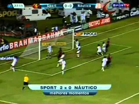 Sport 2 x 0 Náutico – Série B 2011 – 14ª Rodada – 09/08/2011.mp4
