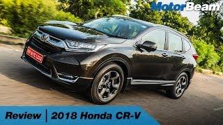 2018 Honda CR-V Review - Diesel 7-Seater | MotorBeam