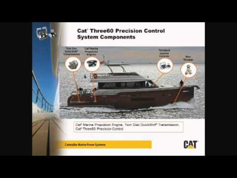Caterpillar Announces Comprehensive System Solutions for the Marine Industry