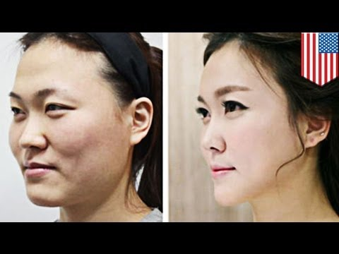 South Korean Plastic Surgery Makes Passport Photos Look Fake, Could Get You Arrested video