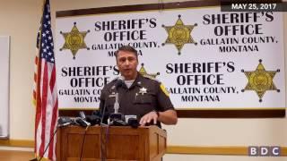 Press conference on Greg Gianforte investigation