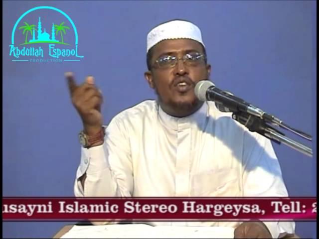 Casharkaa 139 aad Suuratul Al-Xijri Aayadda 61-99